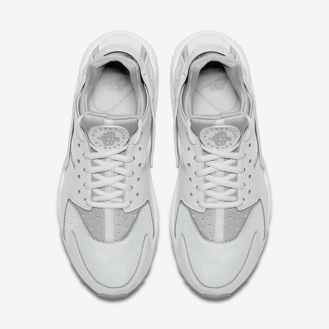 scarpe huarache ragazza bianche