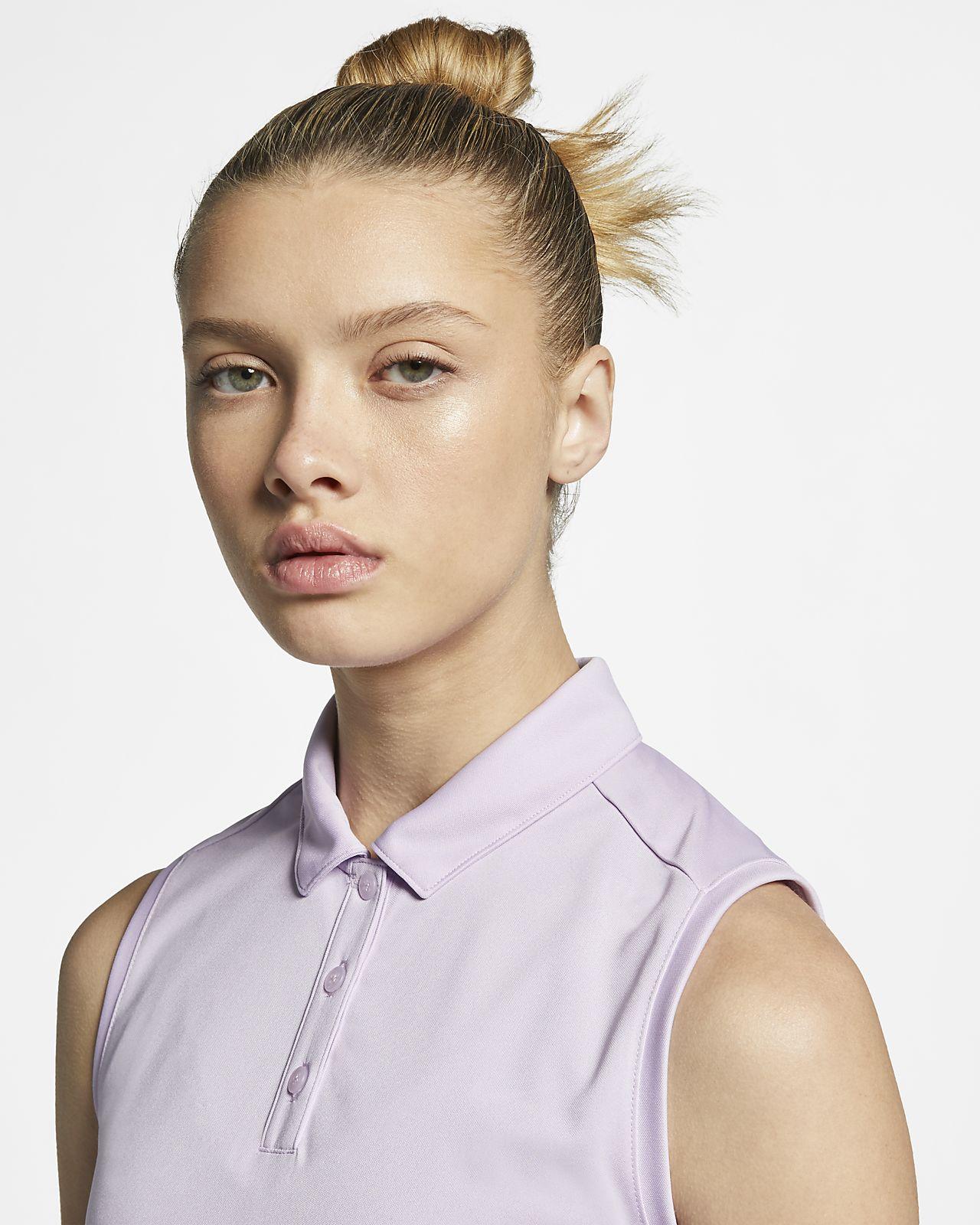 1404b4b6a226 Γυναικεία μπλούζα πόλο για γκολφ Nike Dri-FIT. Nike.com GR