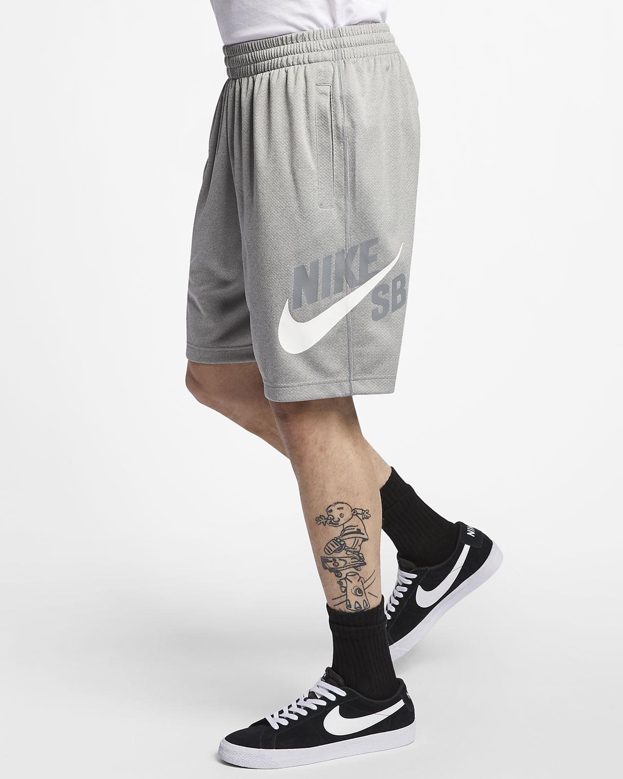 กางเกงสเก็ตบอร์ดขาสั้นผู้ชาย Nike SB Dri-FIT Sunday
