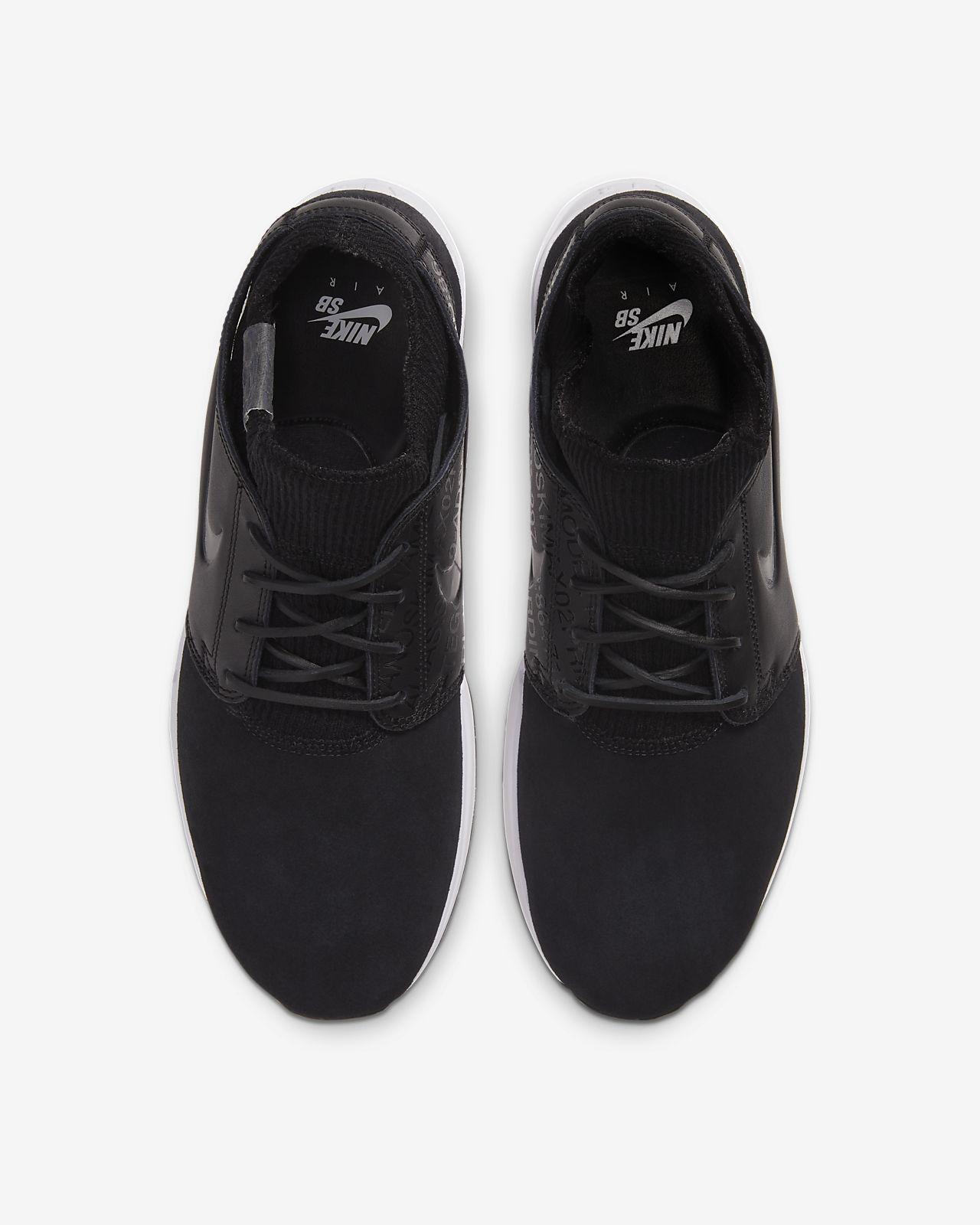 nike sb air max janoski scarpa black black