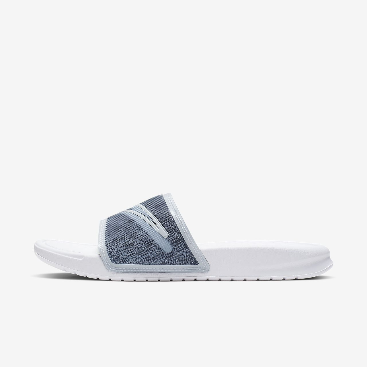 mode attrayante dernière vente dernière collection Sandale Nike Benassi LX pour Femme
