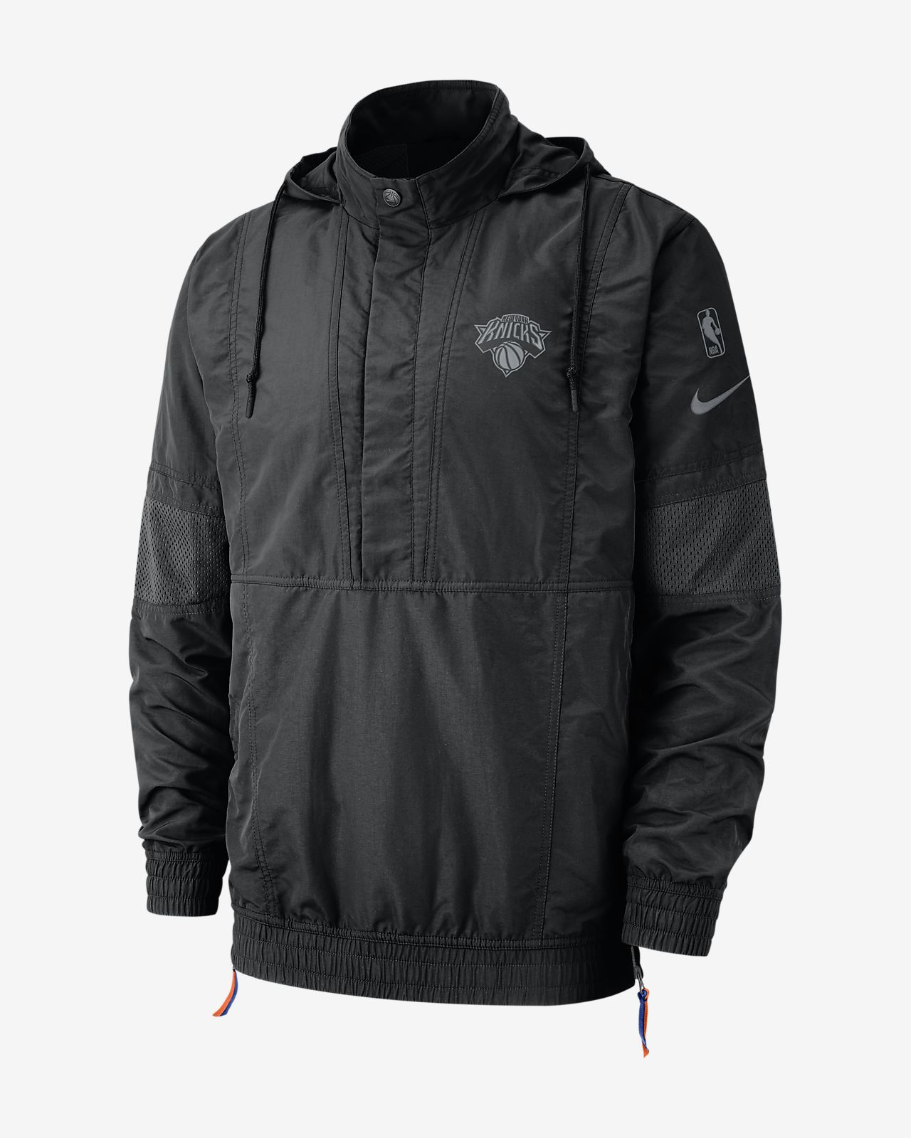 c801454194b9 New York Knicks Nike Courtside Men s Hooded NBA Jacket. Nike.com CA