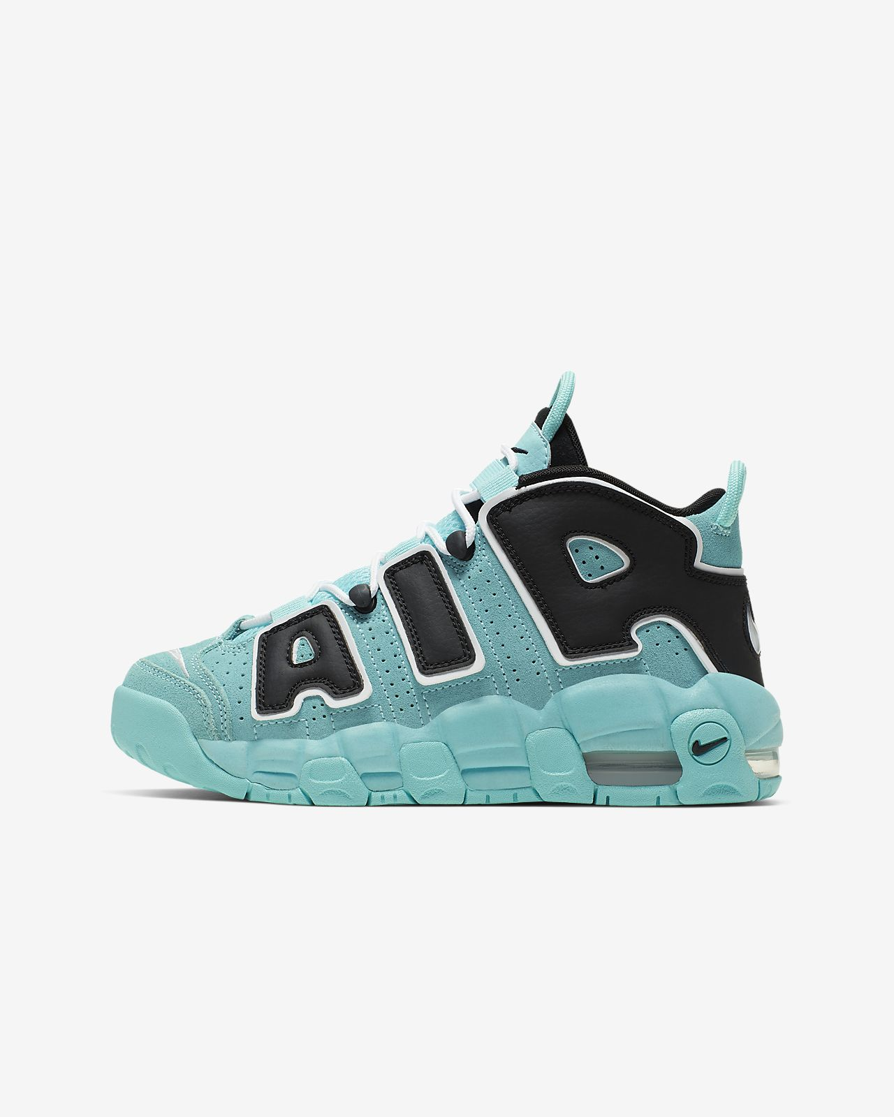 Calzado para niños talla grande Nike Air More Uptempo