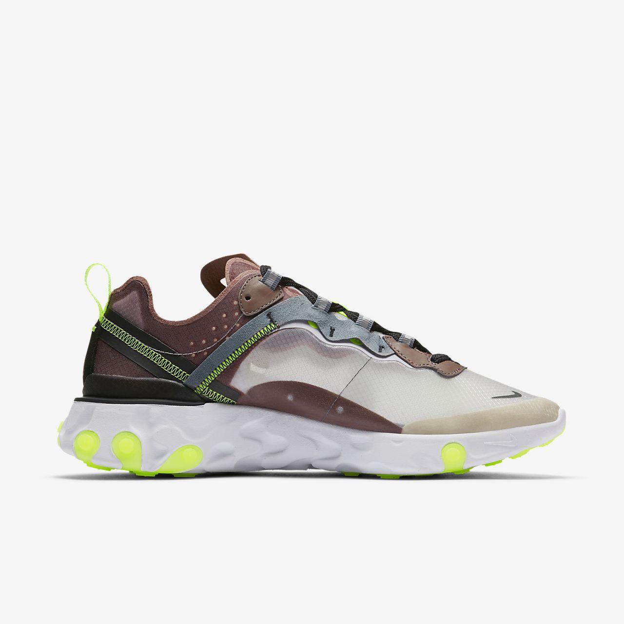 new arrival 4679f 50ad7 ... Nike React Element 87 herresko