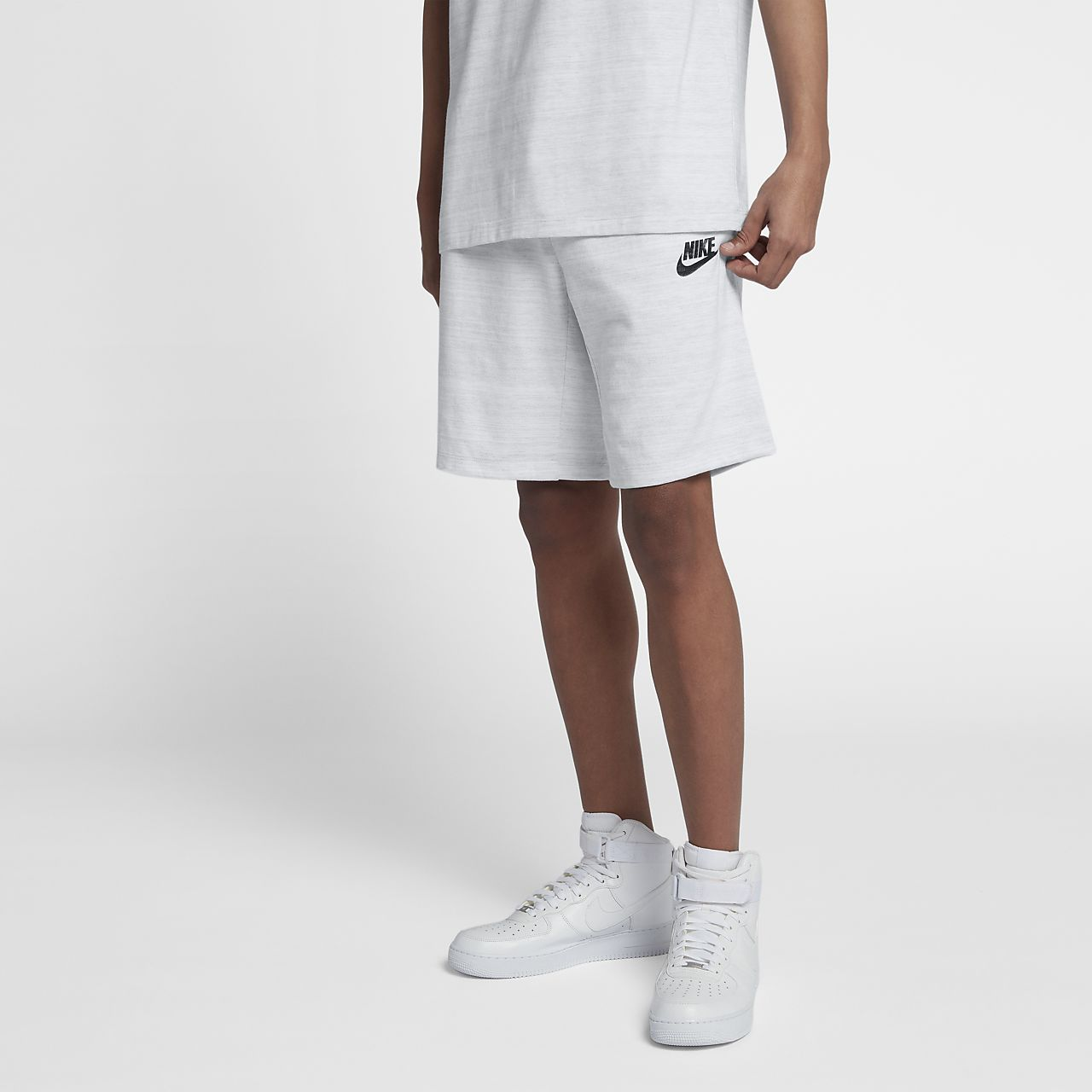 da82556f Nike Sportswear Advance 15 Men's Knit Shorts. Nike.com CA