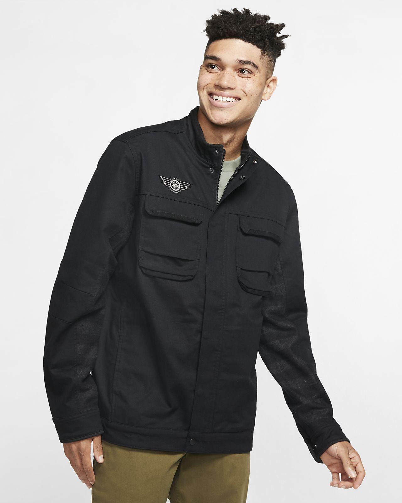 Hurley x Roland Sands Men's Jacket