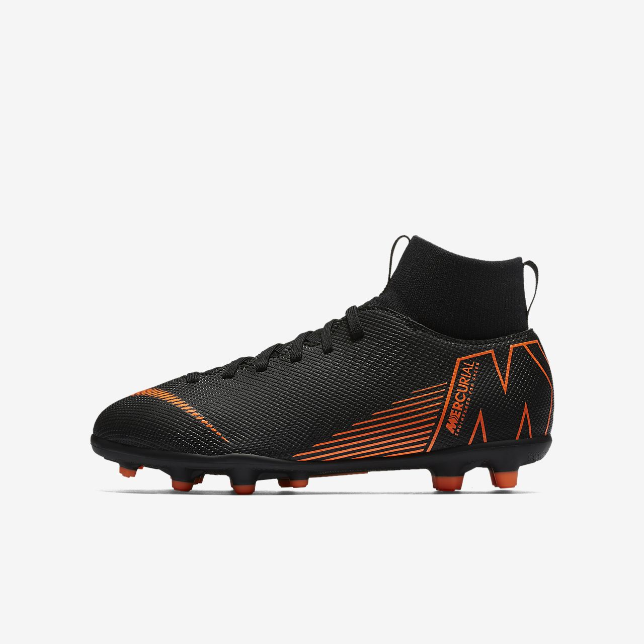 7d227aa02ce9 ... Nike Jr. Mercurial Superfly VI Club Younger Older Kids Multi-Ground  Football ...