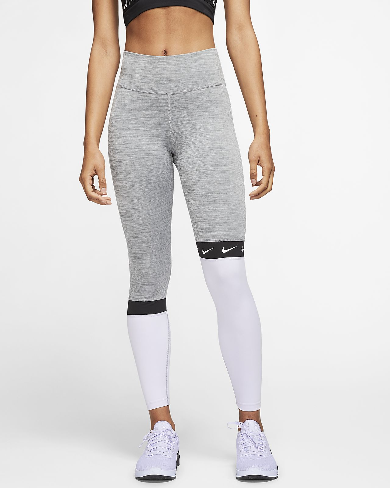 Nike One 7/8 tights til dame