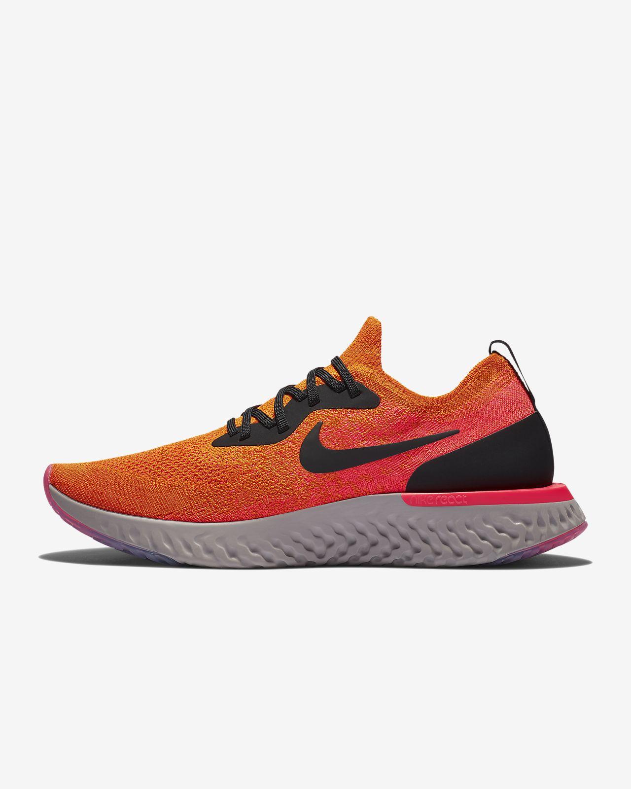 c64bde7d1b93 Nike Epic React Flyknit 1 Men s Running Shoe. Nike.com