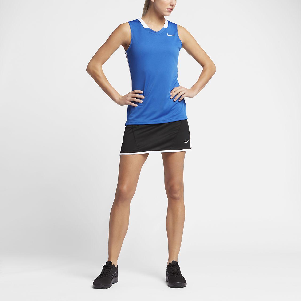 ... Nike Face-Off Stock Women's Lacrosse Jersey