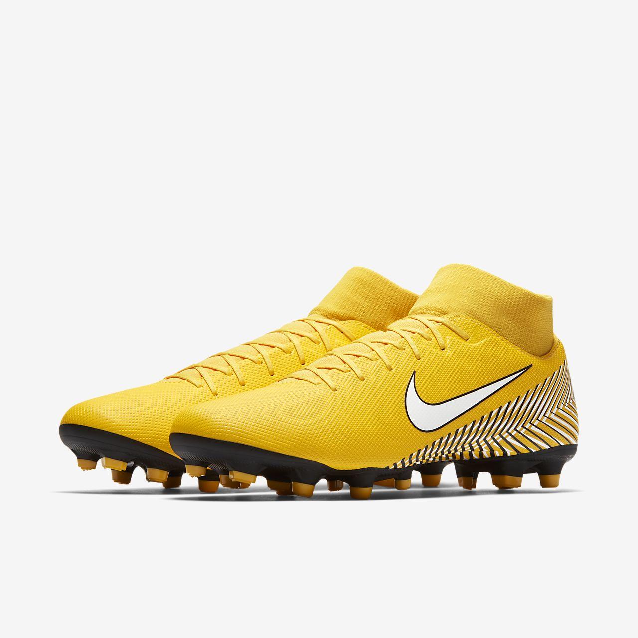 Nike Mercurial Superfly VI Academy Neymar Herren-Fußballschuh für verschiedene Böden