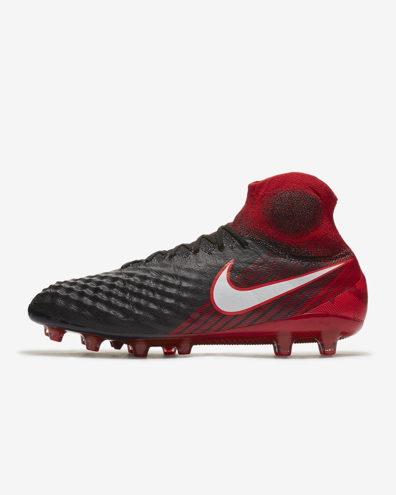 92988aa6bd27 2017 nike magista obra ii fg football boots grey red black sale; nike  magista obra ii ag pro artificial grass football boot