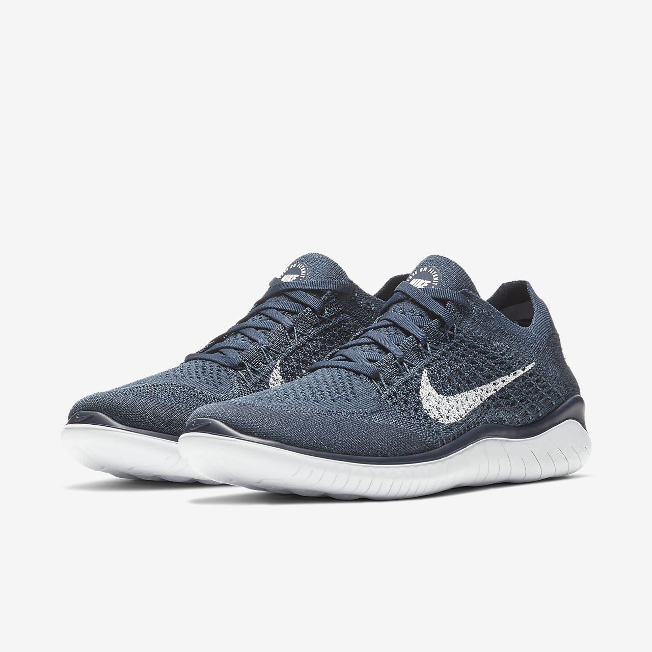 ... Nike Free RN Flyknit 2018 Men's Running Shoe