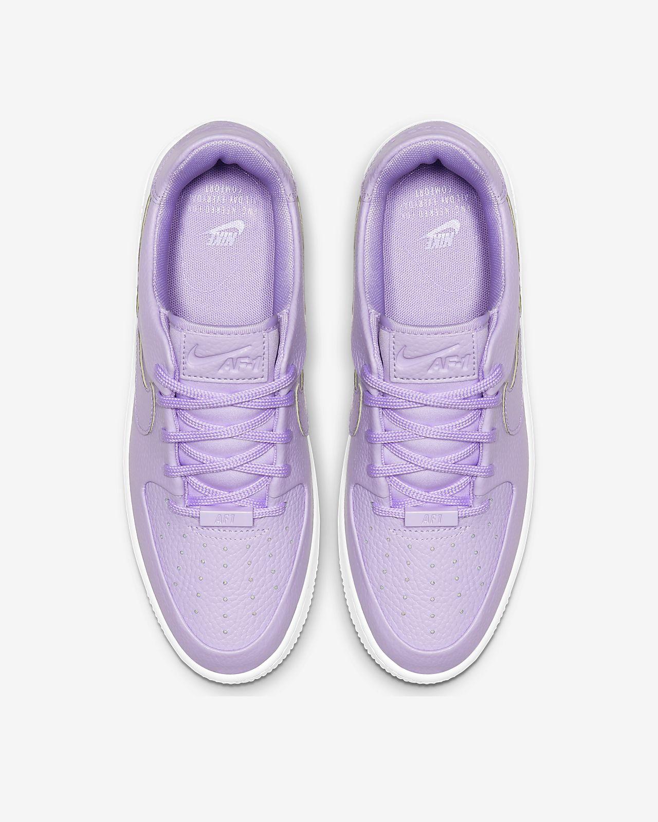 acheter populaire bd165 b828d Chaussure Nike Air Force 1 Sage Low pour Femme