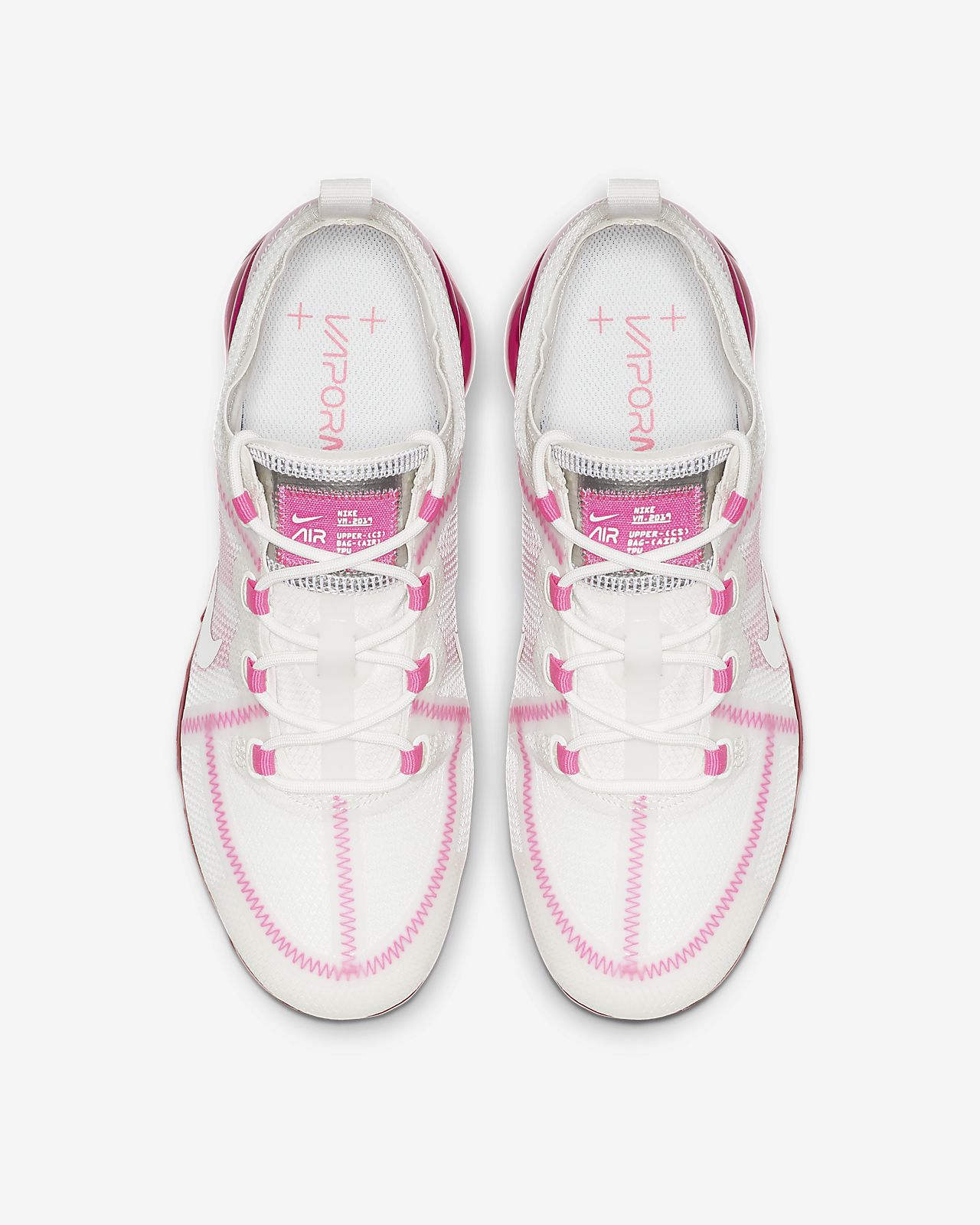 ab4a3b3e57 Nike Air VaporMax 2019 Women's Shoe. Nike.com AU