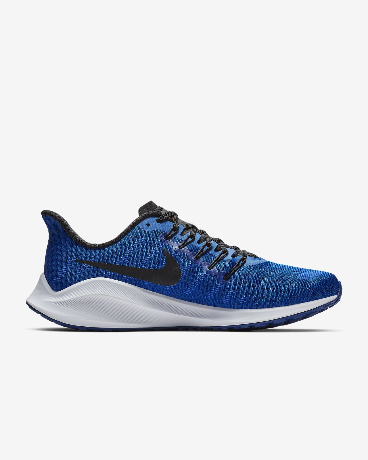 Nike Women Zoom Vomero 9 Blue Sports Shoes Price in India