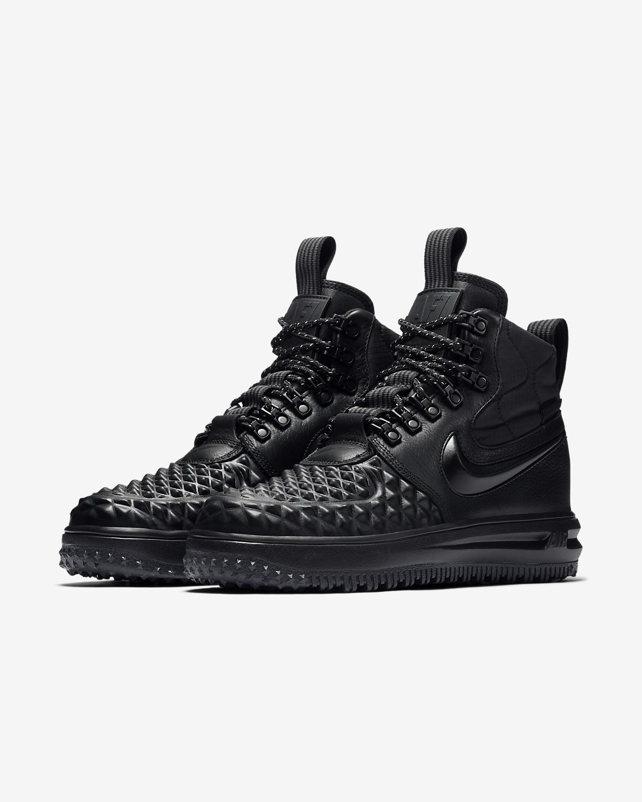 nike lunar force 1 duckboot 39 17 women 39 s boot. Black Bedroom Furniture Sets. Home Design Ideas