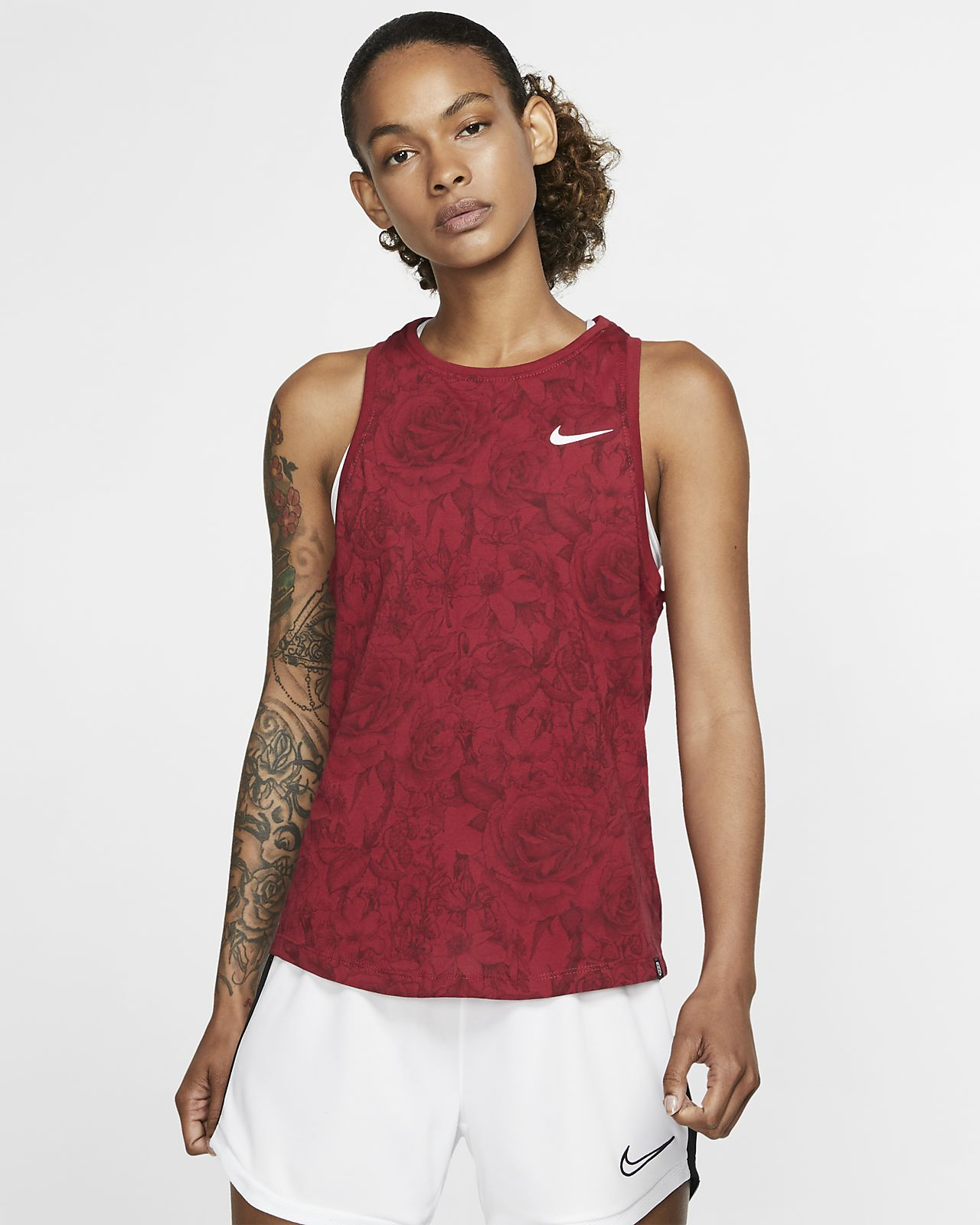 England Camiseta de tirantes de fútbol - Mujer
