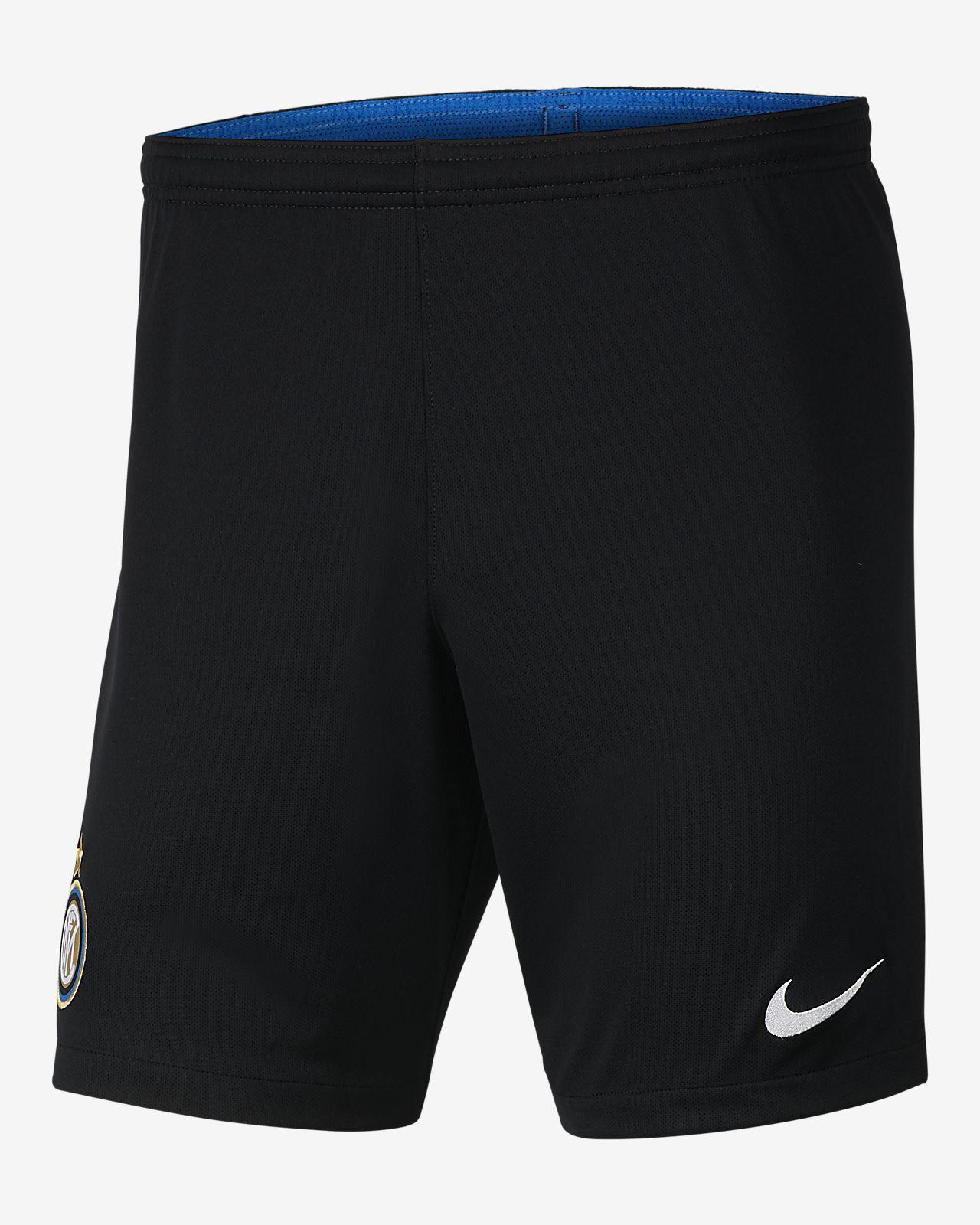 Shorts de fútbol para hombre de local/visitante Inter Milan 2019/20 Stadium
