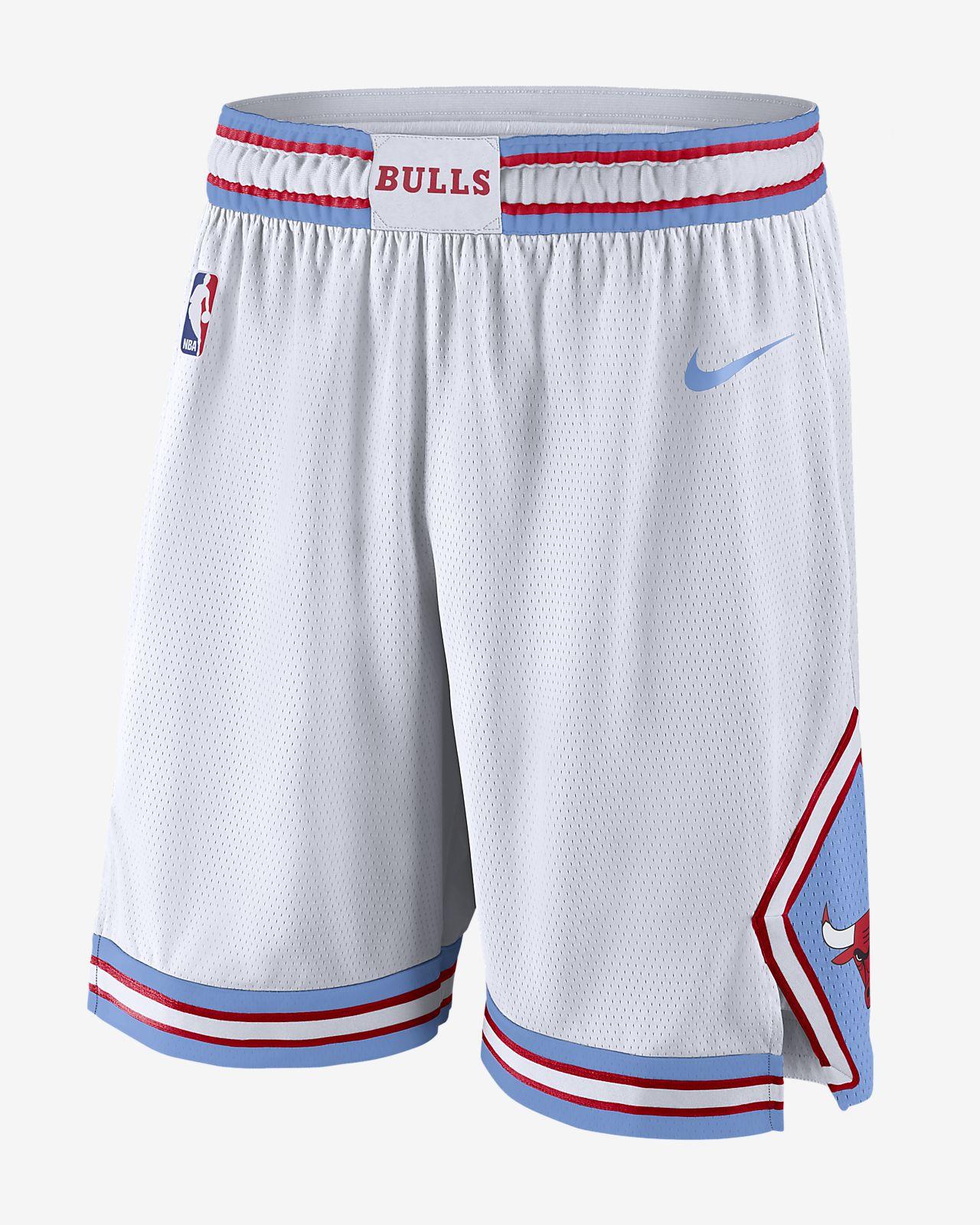 ... Chicago Bulls Nike City Edition Swingman Men's NBA Shorts