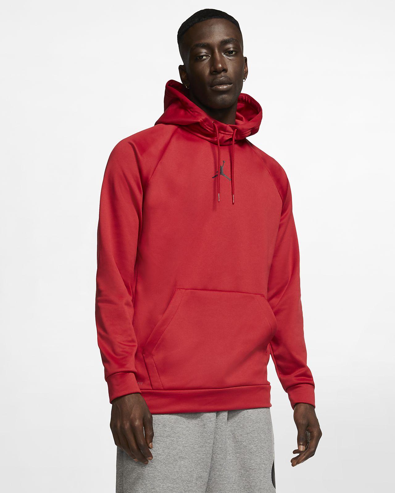 Felpa pullover in fleece con cappuccio Jordan 23 Alpha Therma - Uomo
