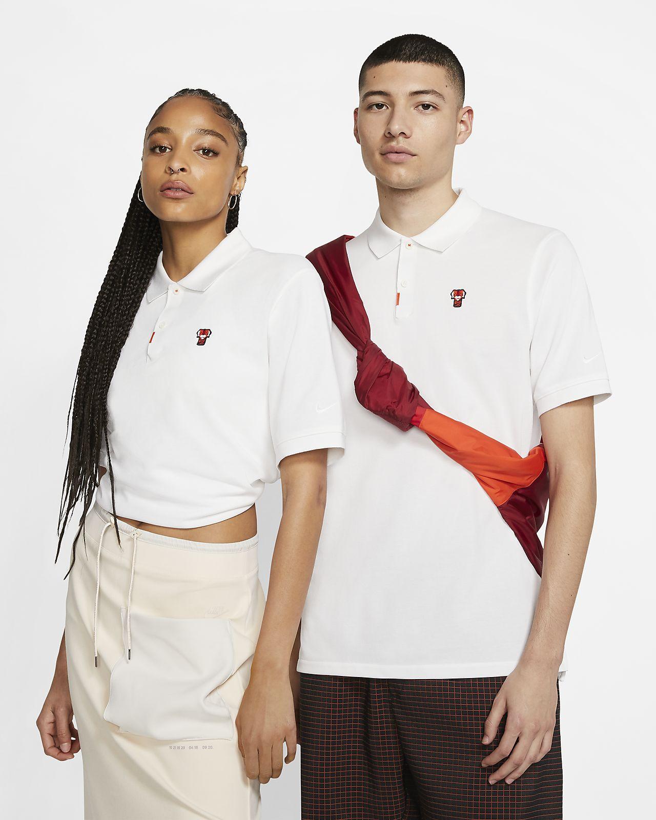 The Nike Polo 'Frank' Polo met aansluitende pasvorm