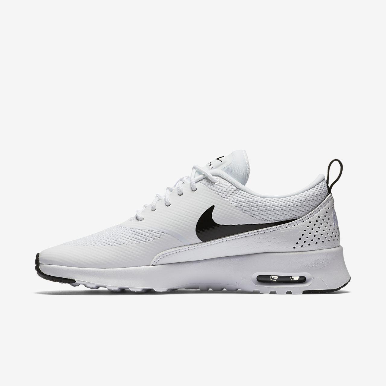 nike shoes air max womens white. nike air max thea women\u0027s shoe shoes womens white