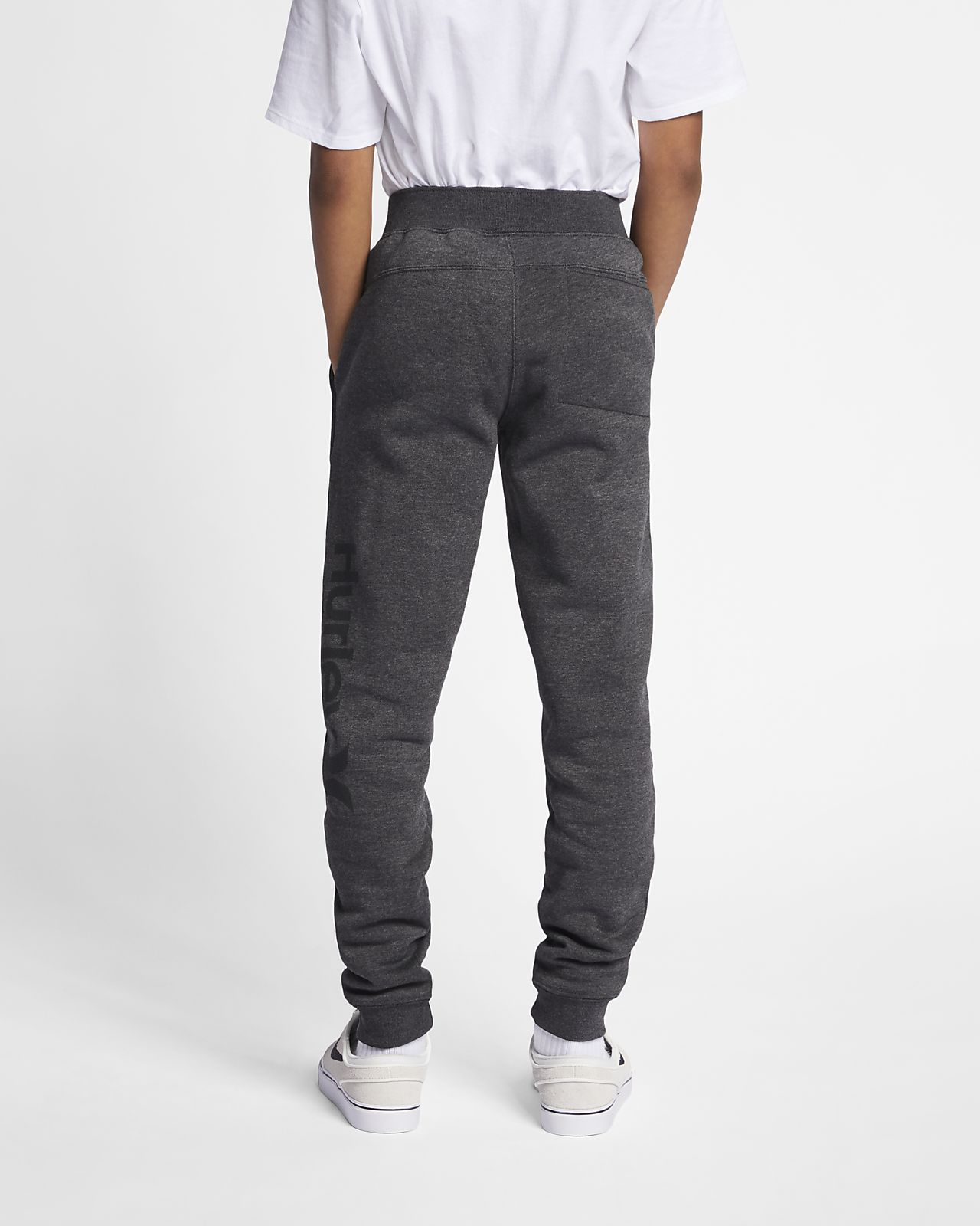 the latest 1ce2a a694d ... Hurley Surf Check One And Only Boys  Track Pants