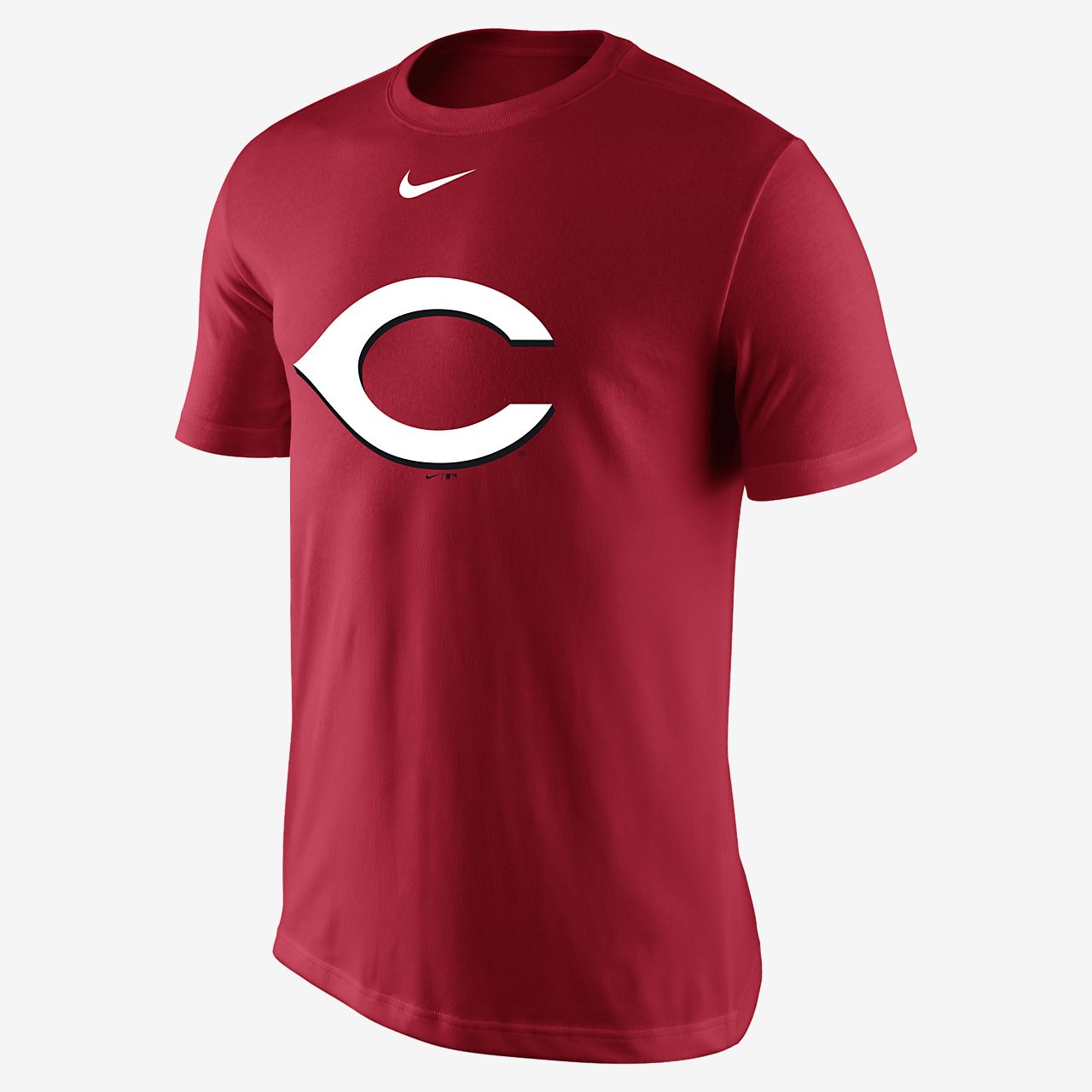 Nike Marled (MLB Reds) Men's T-Shirts Red