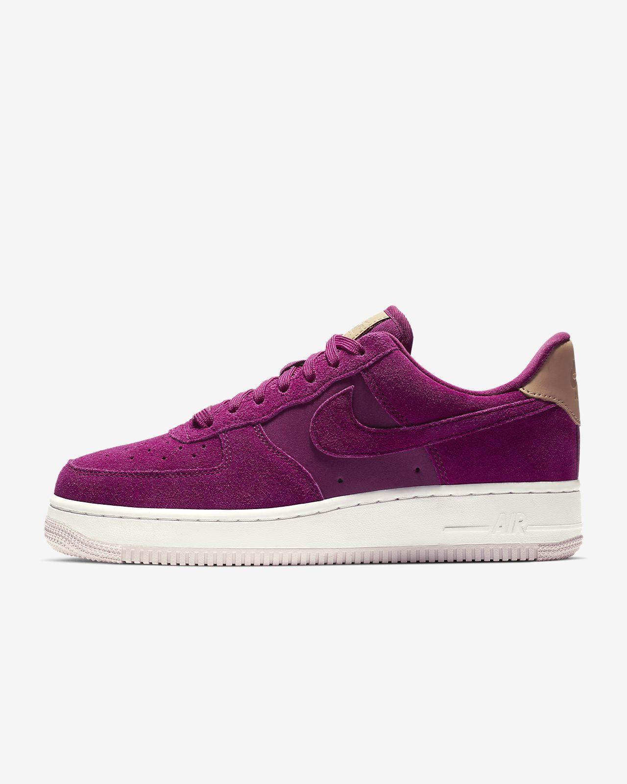 nouvelle collection fb0c6 07e80 Chaussure Nike Air Force 1 '07 Low Premium pour Femme