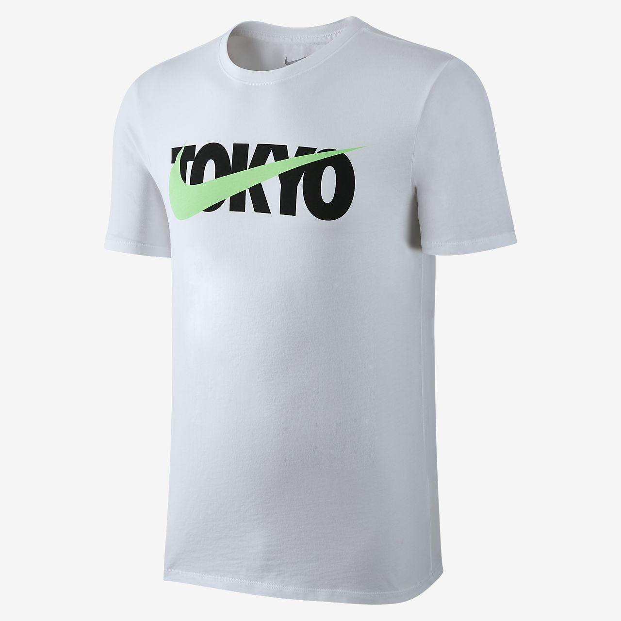 ナイキ TOKYO スウッシュ メンズ Tシャツ