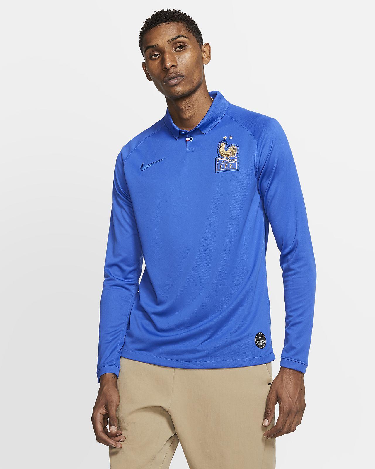 Langærmet FFF Stadium Centennial-trøje til mænd