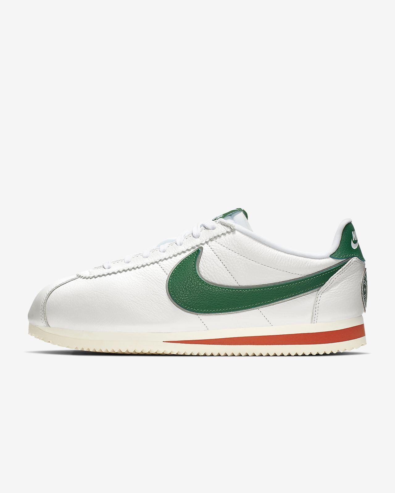 รองเท้าผู้ชาย Nike x Hawkins High Cortez