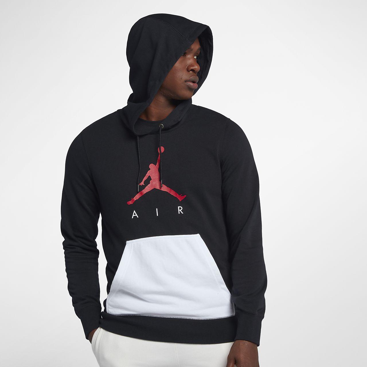 ... Sweat à capuche Jordan Jumpman Air Fleece pour Homme