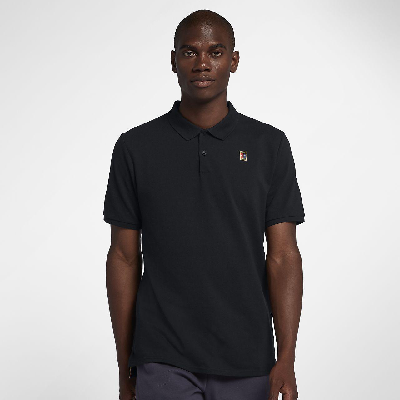 NikeCourt galléros férfi teniszpóló