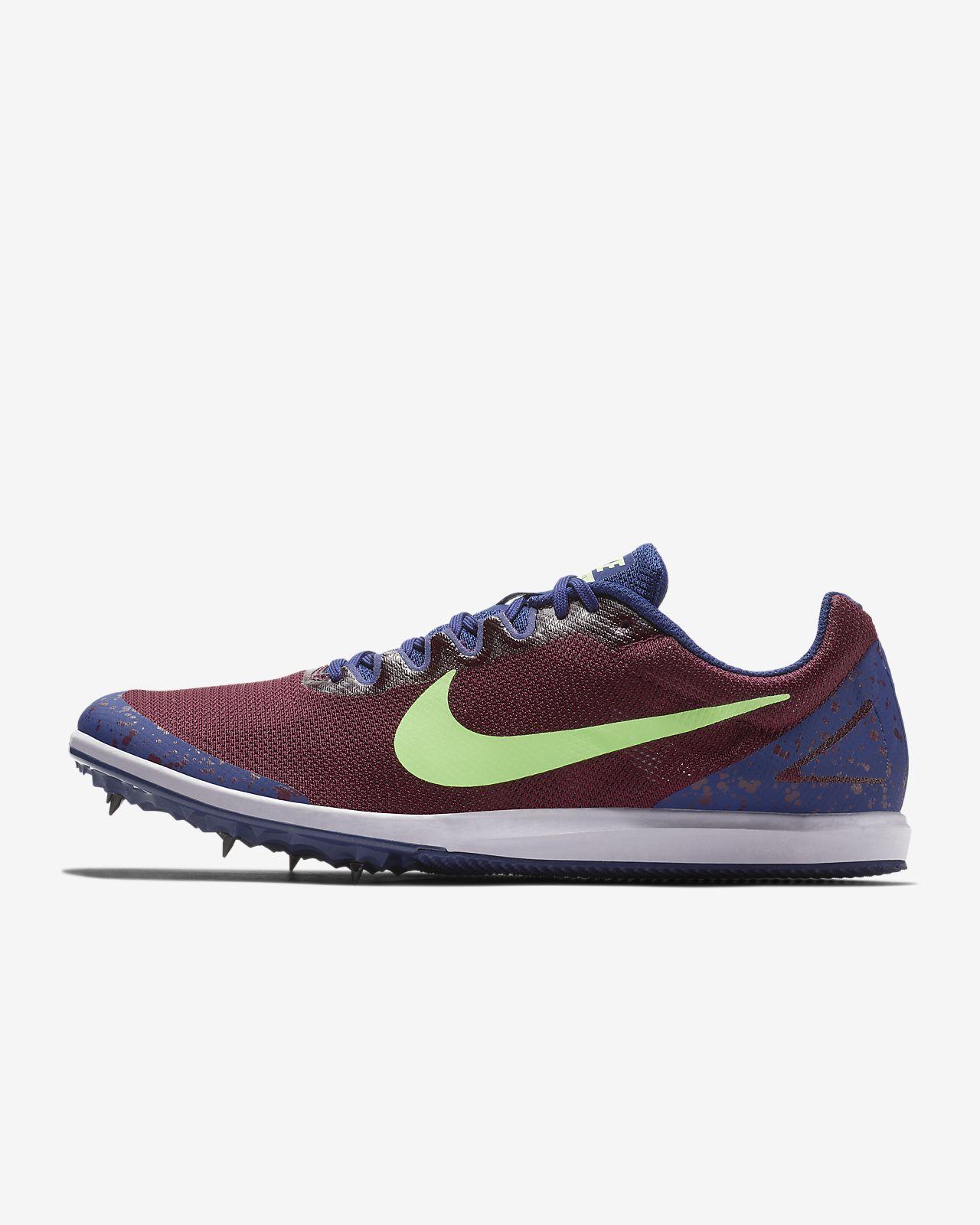 Nike Zoom Rival D 10 uniszex szöges pályacipő. Nike.com HU a5f5d567bc