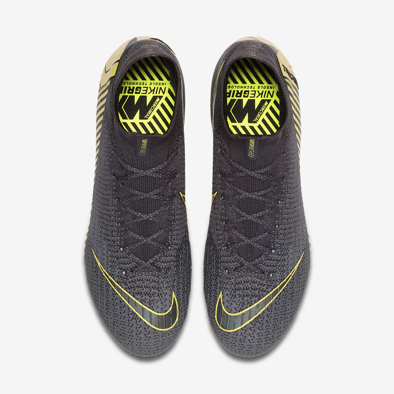 Pour De Terrain Gras Nike Football Mercurial Crampons À Chaussure OkTPuiXZ