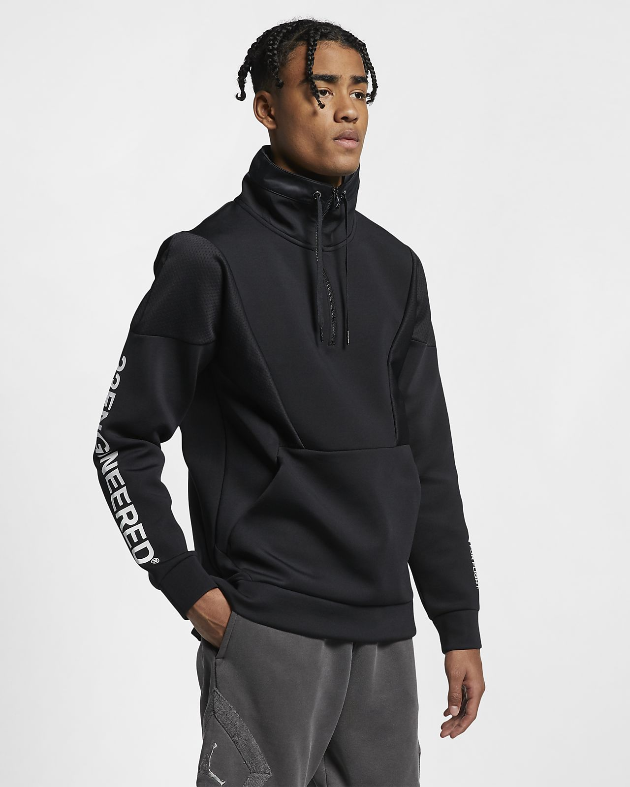 Jordan Flight Tech Lite Men's 1/4-Zip Top