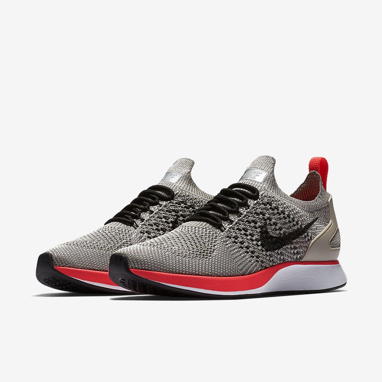 Nike AIR ZOOM MARIAH FLYKNIT RACER Noir / Or KjbLh4i1i