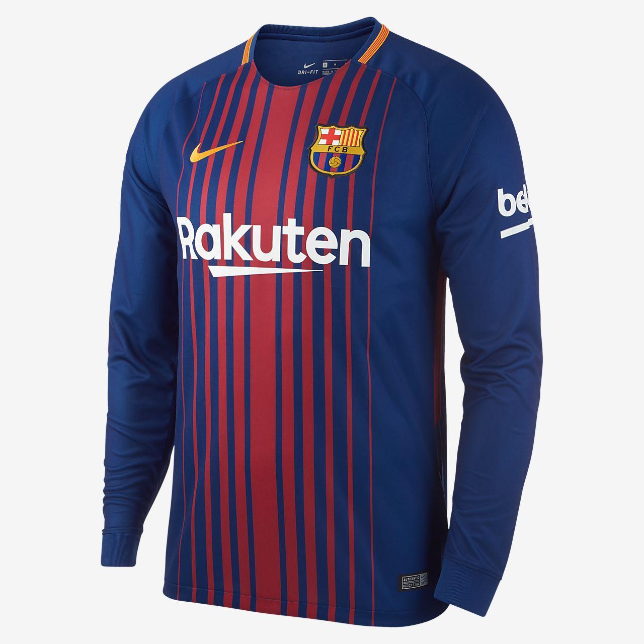 8900b53913102 Camiseta FC Barcelona 2017