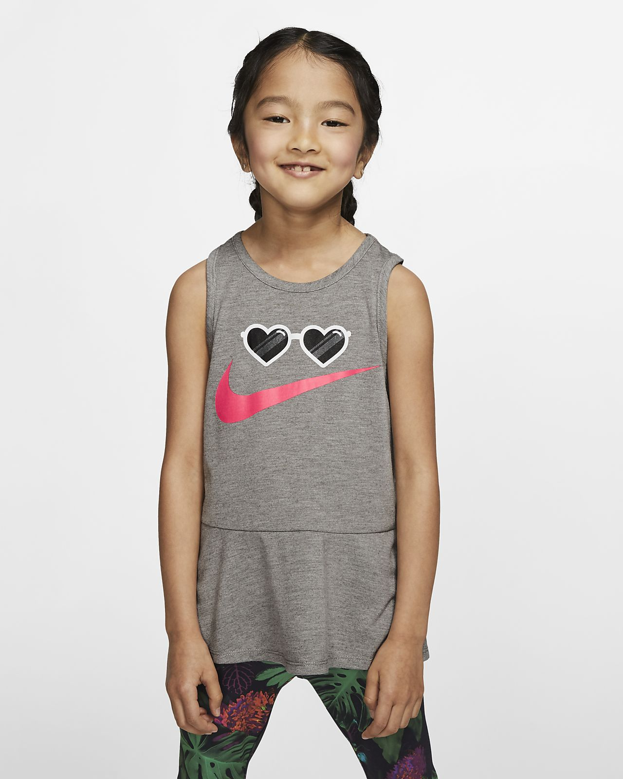Nike 幼童无袖上衣