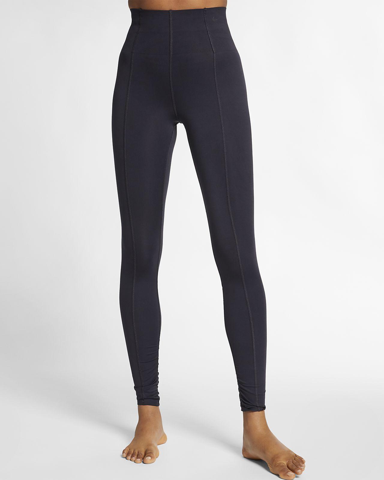 Nike Studio 女款高腰訓練緊身褲