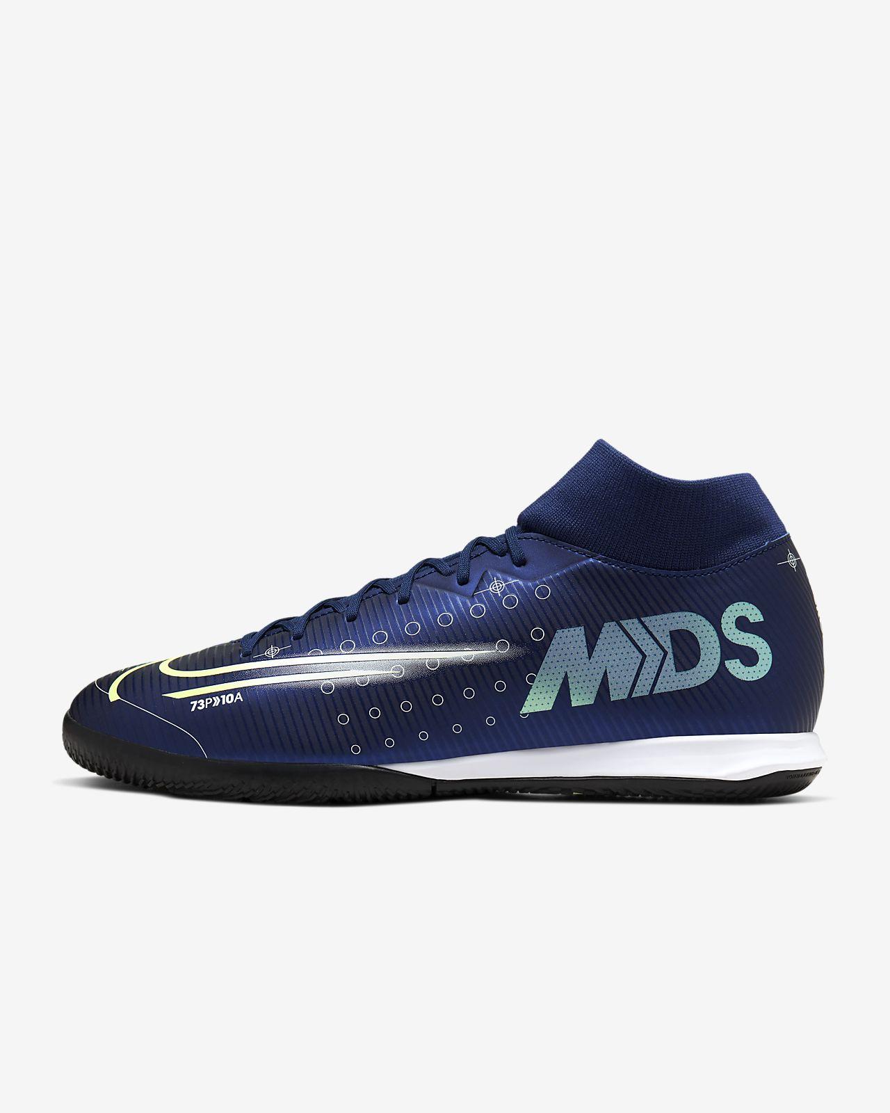 Fotbollssko för inomhusplaner/futsal/street Nike Mercurial Superfly 7 Academy MDS IC