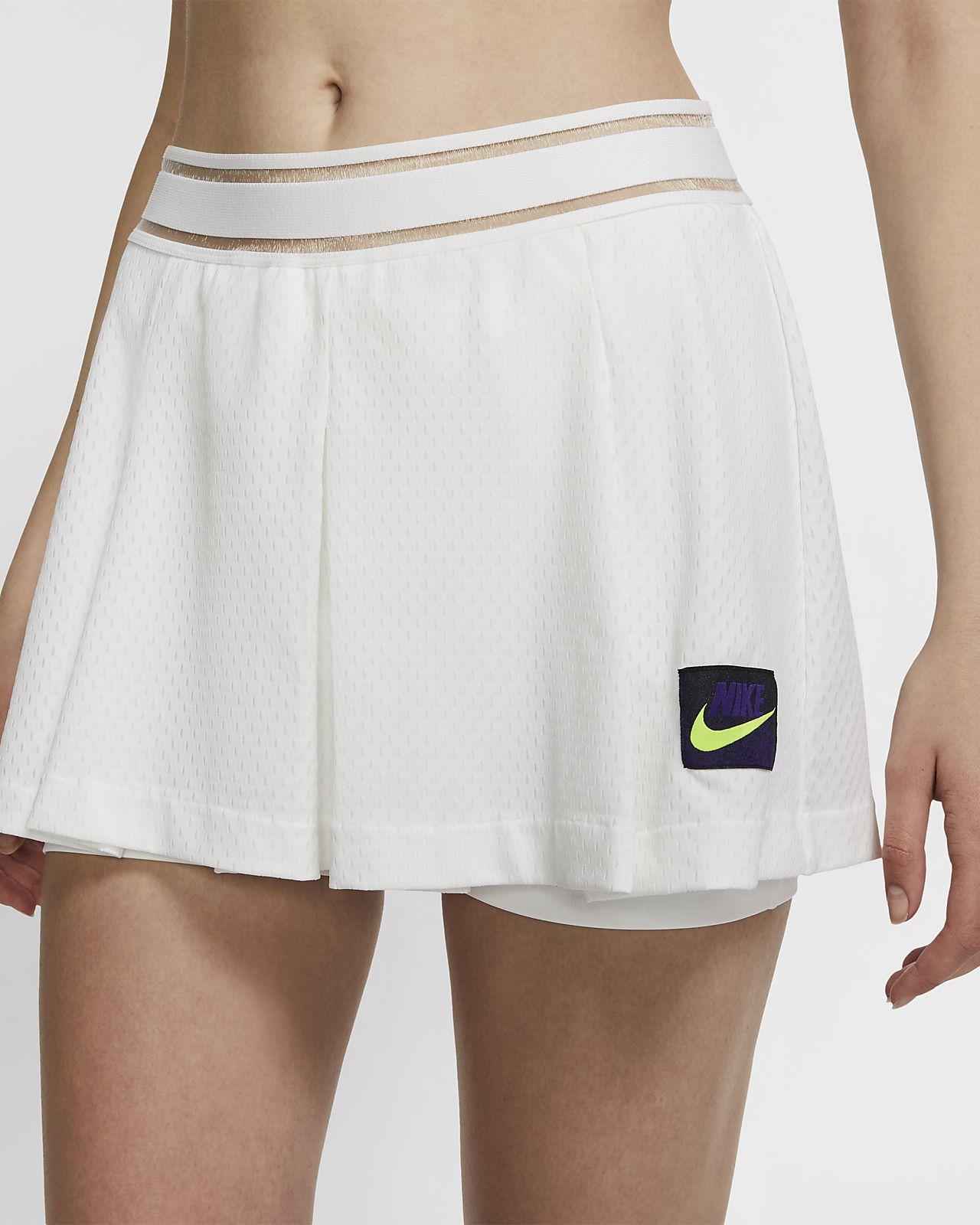 NikeCourt Slam Tennisshorts voor dames