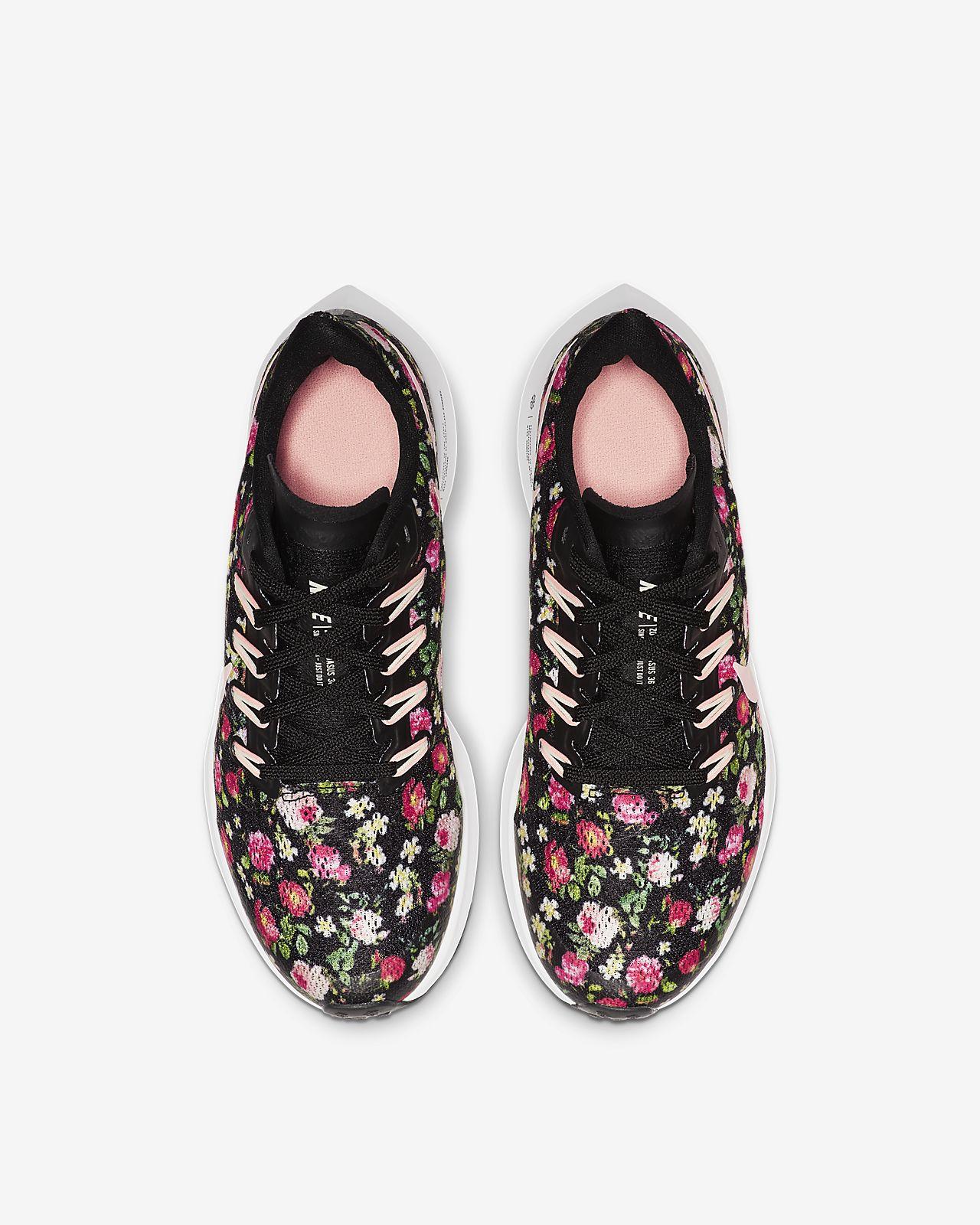 finest selection cc355 950f4 Nike Air Zoom Pegasus Vintage Floral Little/Big Kids' Shoe