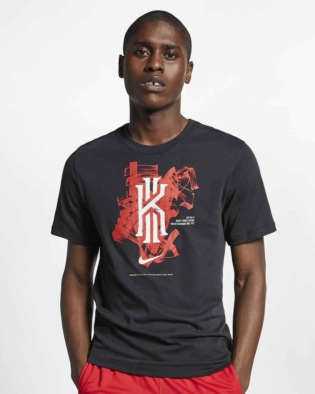Nike Dri-FIT Kyrie Basketbalshirt voor heren