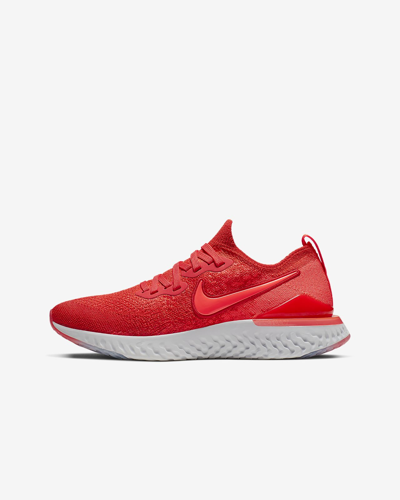 Nike Epic React Flyknit 2 (GS) 大童跑步童鞋