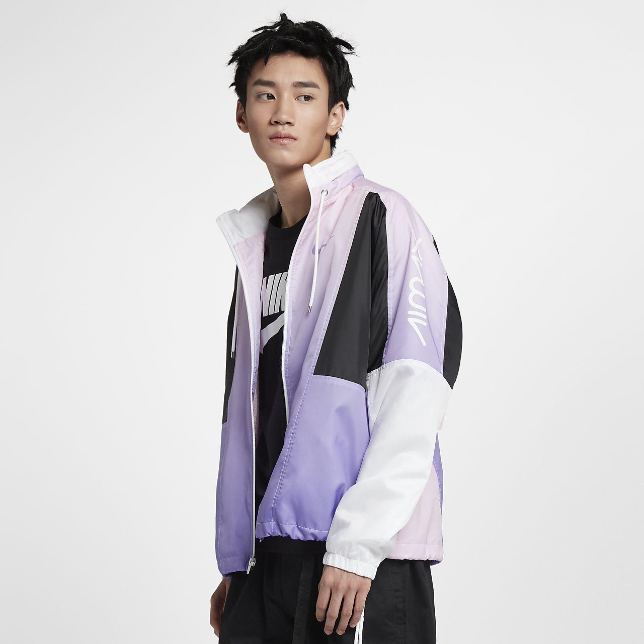 Nike Sportswear Re-Issue 男子梭织夹克