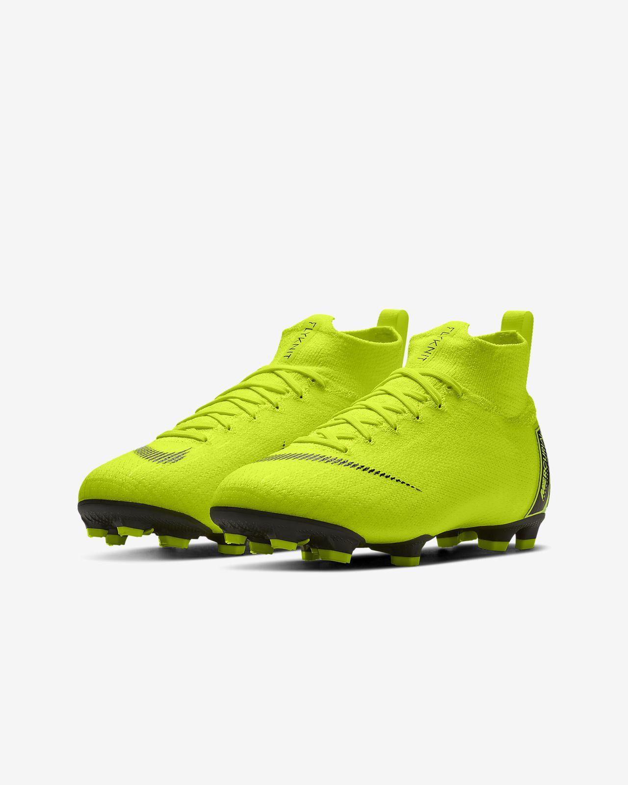 badc459c3ea19 Nike Jr. Superfly 6 Elite FG Older Kids  Firm-Ground Football Boot ...