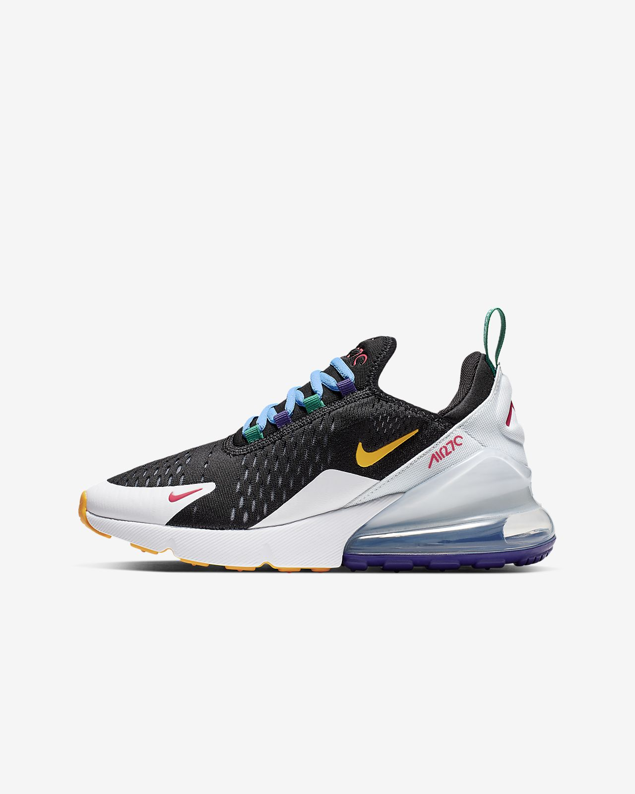 NikeAir Max 270 BG GEL 大童运动童鞋